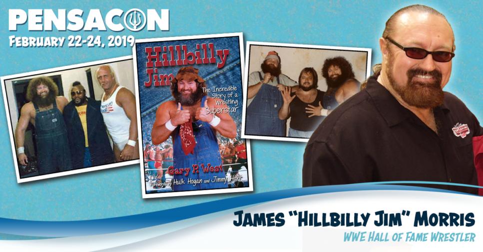 "James ""Hillbilly Jim"" Morris"