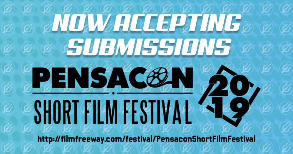 Call for Entries for Pensacon Short Film Festival